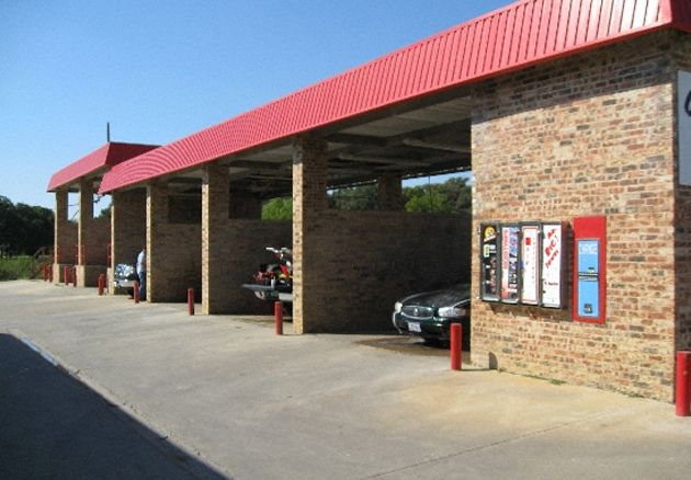 Car & Truck Wash, Denton, Texas - Coin & Bill Operated Business