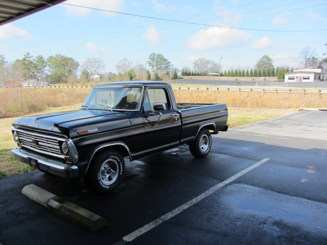 1969 ford f 100 ranger for sale in temple ga owners. Black Bedroom Furniture Sets. Home Design Ideas