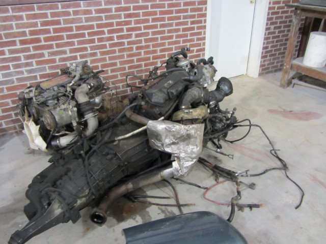 1986 Nissan 300 Z/X or Z Motor & Trans For Sale In Bremen GA