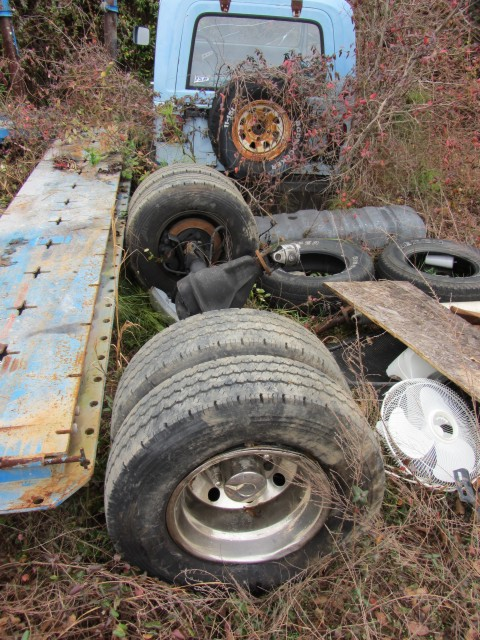 F-350 Dual Rear Wheels and Tires For Sale In Bremen GA