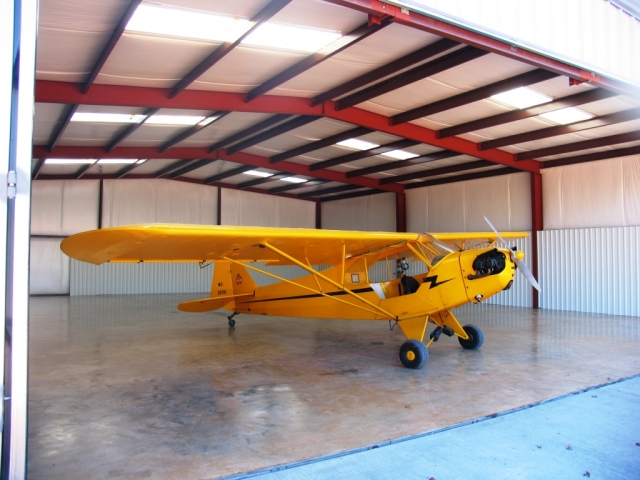 Commercial Land w/Airstrip Hangar For Sale In Temple, Georgia