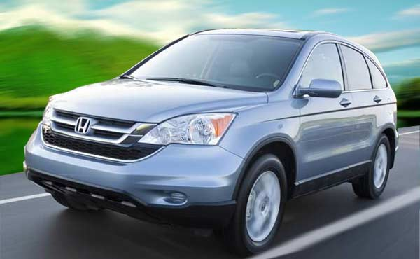 2011 Honda CRV Like New!