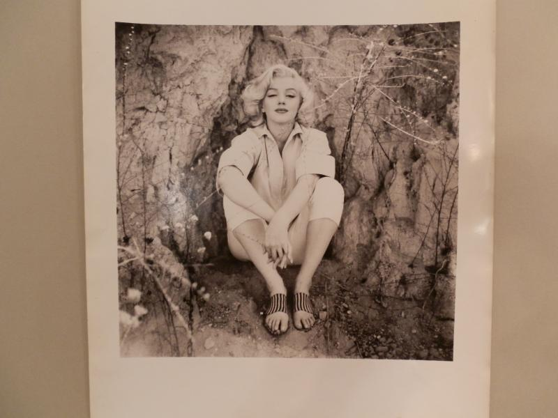 Marilyn Monroe Laurel Canyon Photograph Lot #2 Milton H. Greene Collection