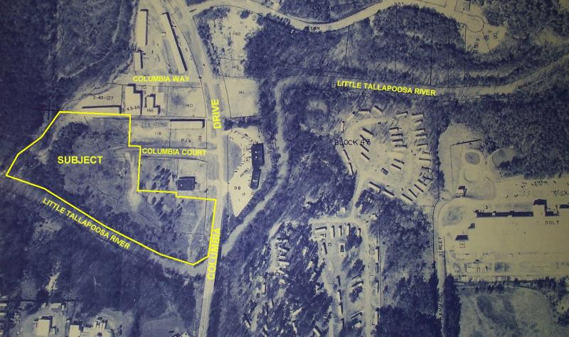 #1033 - 8.8 Acres on Columbia Drive, Carrollton, Georgia