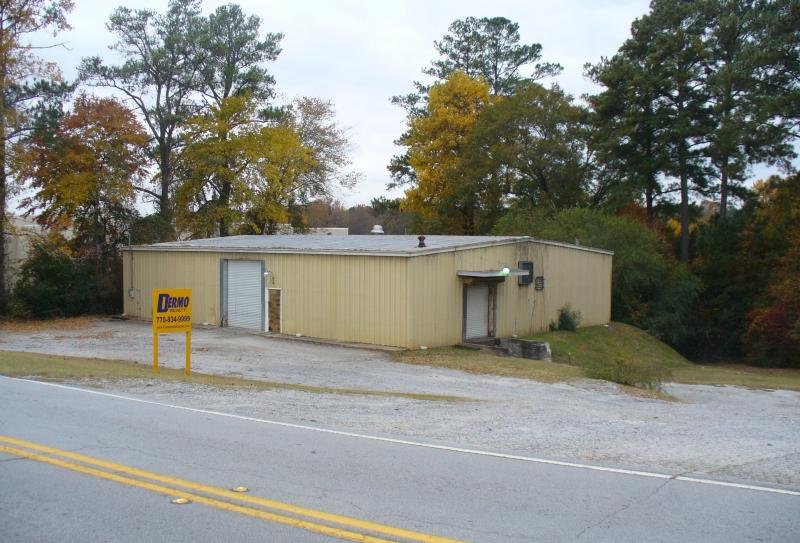 #1113 - Warehouse for Sale 698 Kingsbridge Road, Carrollton, Georgia