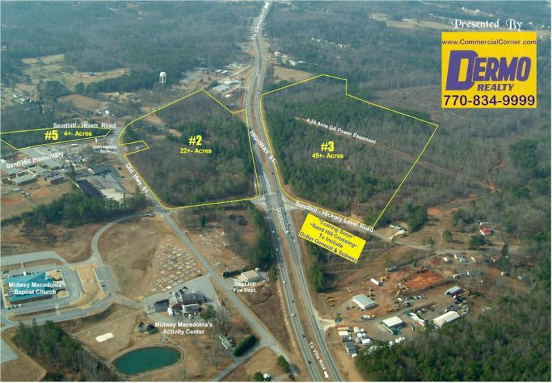 #3006 - 45 Acres of Commercial Property