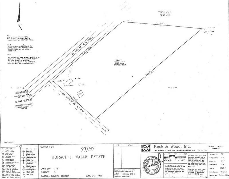 #3024 - 11 Acres Highway 61