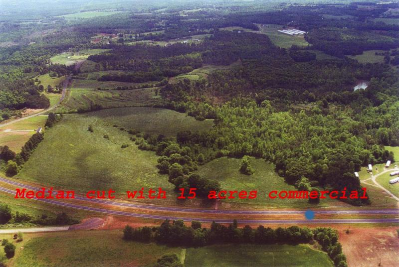 #3025 - 52 Acres Commerical/Agricultural Property in Roopville, GA